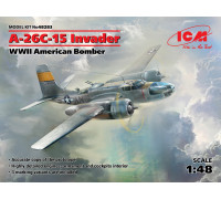 A-26С-15 Invader, Американский бомбардировщик II МВ