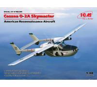 Cessna O-2A Skymaster, Американский самолет-разведчик