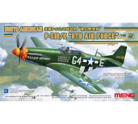 "LS-010 1/48 NORTH AMERICAN P-51D/K MUSTANG ""8TH AIR FORCE"""