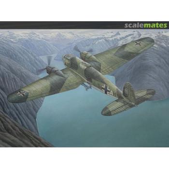Rod341 Самолет Heinkel He111 H-6