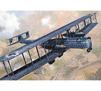 Самолет Zeppelin Staaken R.VI (Aviatik, 52/17)