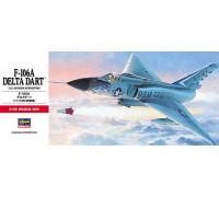 H00341 Hasegawa Истребитель F-106A Delta Dart C11 (1:72)