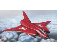 """H51461 Hasegawa Истребитель J-35F Draken """"Red Dragon"""" (1:72)"""