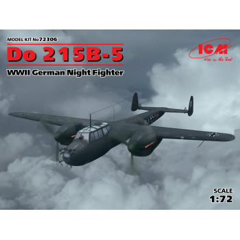 Do 215B-5, Германский ночной истребитель ІІ МВ сборная модель