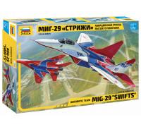 """Самолет """"МИГ-29"""" авиагруппа """"Стрижи"""""""
