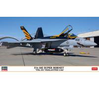 """H02365 Hasegawa Истребитель F/A-18E Super Hornet """"VFA-151 Vigilantes CAG"""" Limited Edition (1:72)"""