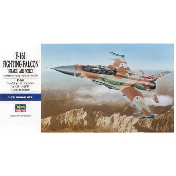 H01564 Hasegawa Израильский истребитель F-16I Izrael AF (1:72)