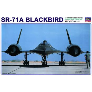 H04056 Hasegawa Американский разведчик SR-71 Blackbird (1:72)