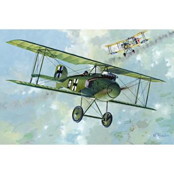 Rod001 Самолет ALBATROS D.I