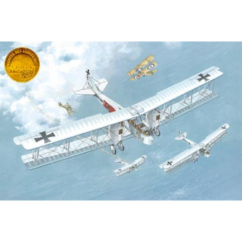 Rod011 Самолет GOTHA G.IV