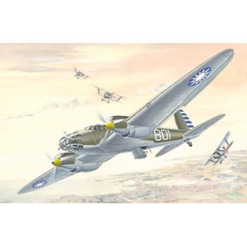 Rod021 Самолет HEINKEL HE-111A