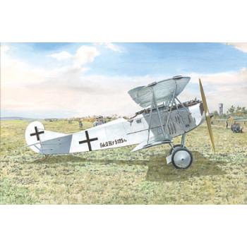 Самолет FOKKER D. VII F ПОЗДНИЙ