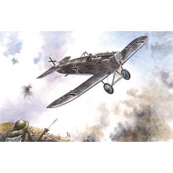 Самолет JUNKERS D.I (LONG-FUSELAGE VERSION)