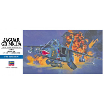 H00432 Hasegawa Многоцелевой самолет Jaguar GR Mk.1, A (1:72)