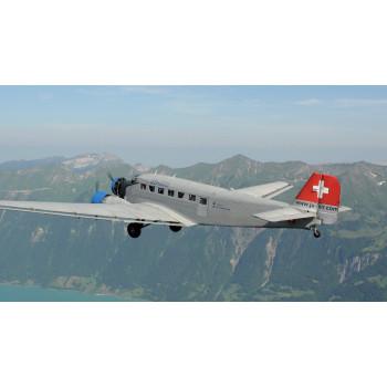 0150ИТ Самолет Junkers Ju - 52 / 3M ''Tante Ju''