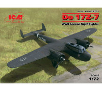 Do 17Z-7, Германский ночной истребитель ІІ МВ