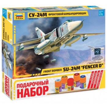 Самолет Су-24М