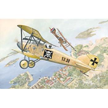 Самолет ALBATROS D.III OEFFAG S.53.2