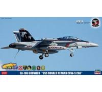 """H52144 Hasegawa Истребитель РЭБ EA-18G Growler """"USS Ronald Reagan"""" CVW-5 CAG"""" (1:72)"""