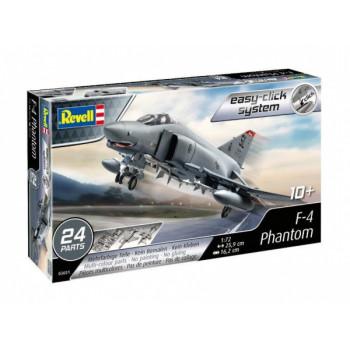 Истребитель-бомбардировщик F-4E Phantom