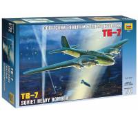 Самолет ТБ-7