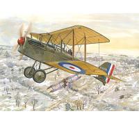 Самолёт РАФ S.E.5A с HISPANO SUIZA
