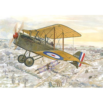 Rod023 Самолёт РАФ S.E.5A с HISPANO SUIZA