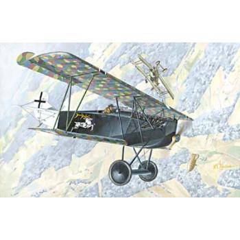 Самолет FOKKER D.VII сборная модель