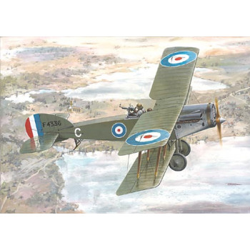 Rod043 Самолет BRISTOL F.2B FIGHTER