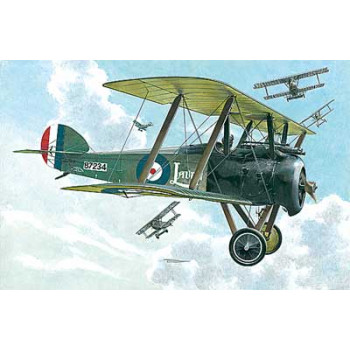 Rod053 Самолёт SOPWITH F.I CAMEL (W/ BENTLEY)
