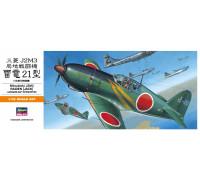 H00135 Hasegawa Береговой перехватчик J2M3 Jack (Raiden) A5 (1:72)