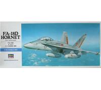 H00439 Hasegawa Палубный истребитель F/A-18D Hornet D9 (1:72)