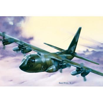 0015ИТ Самолет C-130 E/H Hercules