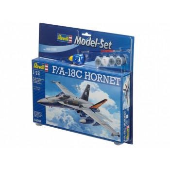 """Набор """"Истребитель-бомбардировщик F/A-18C Hornet"""""""