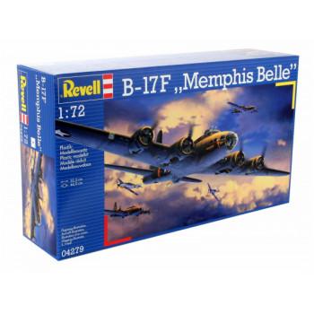 Самолет B-17F Memphis Belle, ВВС США