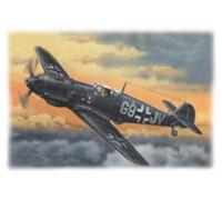 Bf 109E-4 WWII Немецкий Ночной Истребитель