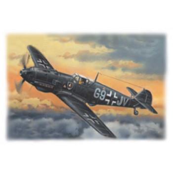 Bf 109E-4 WWII Немецкий Ночной Истребитель сборная модель