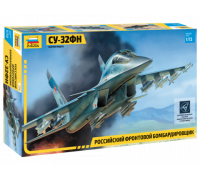 Самолет Су-32ФН