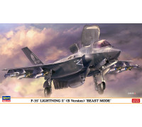 "H02306 Hasegawa Истребитель F-35 Lightning II (B Version) ""Beast Mode"" (1:72)"
