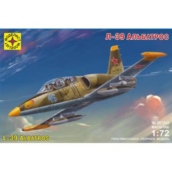Самолет Л-39 Альбатрос (1:72)