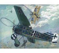 Самолет FOKKER EV/DVIII