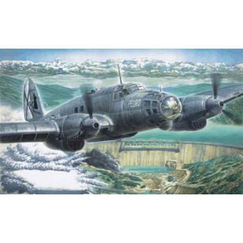 Rod005 Самолет HENKEL 111B