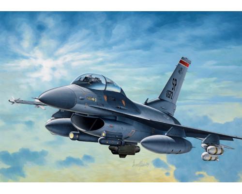0188ИТ Самолет F-16 C/D Night Falcon