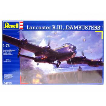 Бомбардировщик Lancaster 'Dam Buster' 1:72