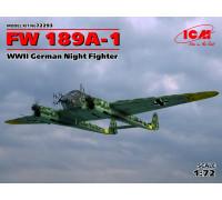 FW 189A-1, Германский ночной истребитель ІІ МВ