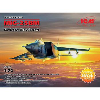 МиГ-25 БМ, Советский ударный самолет сборная модель
