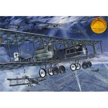 Rod016 Самолет GLOTHA G.V.