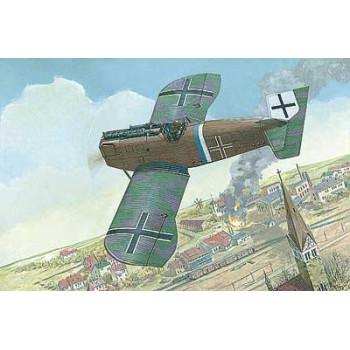Rod036 Самолет JUNKERS D.I LATE