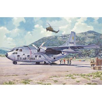 Самолёт Fairchild C-123B Provider