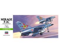 H00234 Hasegawa Истребитель Mirage F.1C (1:72)
